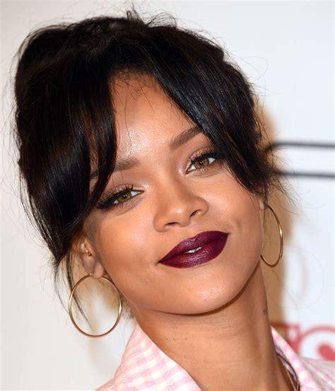 Light Purple 15 Dresses by Rihanna S Light Pink And Dark Lip Lainey Gossip Lifestyle