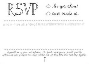 Rsvp Template Word by Rsvp Postcard Inserts Diy On Microsoft Word Weddingbee