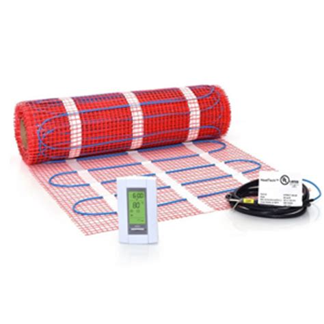 Electric Radiant Floor Heating Systems by Best Radiant Floor Heaters Reviews Ultimate Guide 2017
