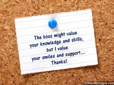 thank you letter to boss and colleagues for support 1000 ideas about thank you messages on pinterest appreciation letter to coworker for help livecareer