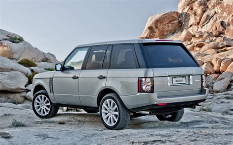 land rover range rover supercharged hq wallpapers