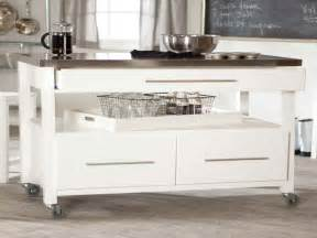 Kitchen Island With Wheels Kitchen Island On Wheels House Ideas Pinterest