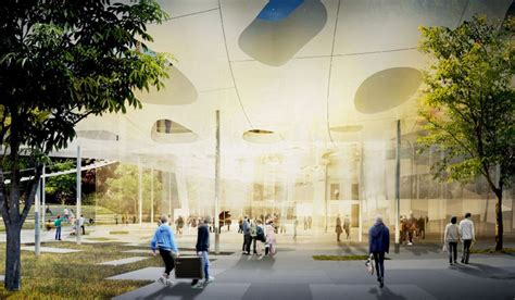Sou Fujimoto Plans House Of Hungarian Music For New Budapest Complex