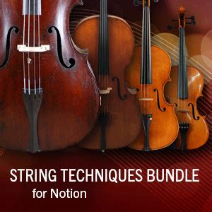 String Techniques - string techniques bundle presonus shop
