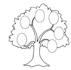 printable coloring printable family tree coloring home