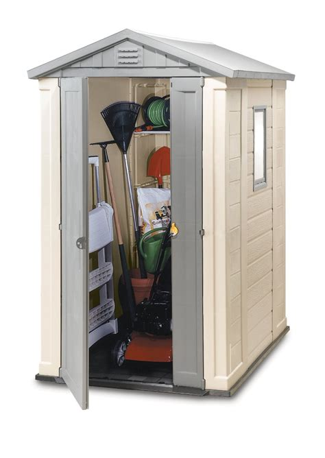 4x6 Storage Shed Keter Apex 4x6 Storage Shed Review Outdoor Storage