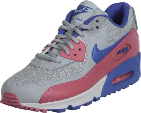Nike Airmax By Pray Shoes pink blue gray air max traffic school