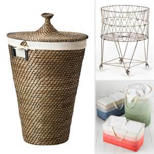 pretty laundry hampers pretty laundry bags hampers and bins popsugar home