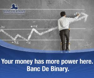 Banc de Binary Test & Comparison   Trading Binary Options