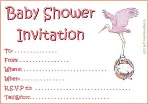 baby shower invites printable theruntime