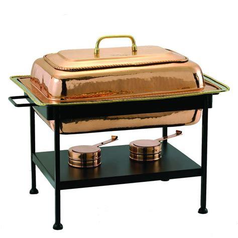 Old Dutch 8 qt. Rectangular Stainless Steel Food Pan Price ...