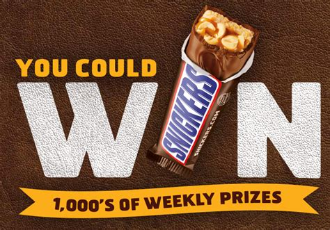 Target Contests Sweepstakes - snickers mojosavings com