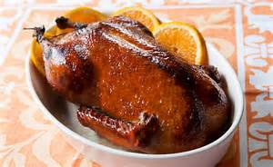 duck l spit roasted duck with orange and rosemary recipe dishmaps