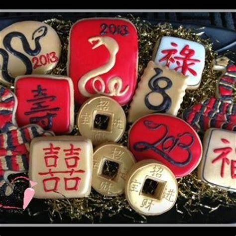 new year cookies decoration 180 best ideas about cookies asian theme on