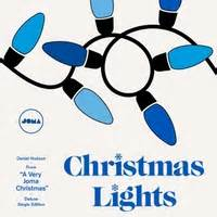 daniel hudson christmas lights deluxe single cd baby