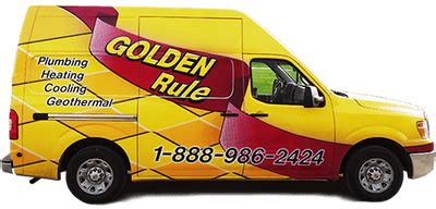 Golden Rule Plumbing by Second Chance Rescue Home