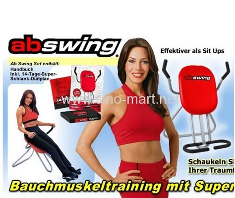 ab swing instructions ab swing from china manufacturer sino mart co ltd