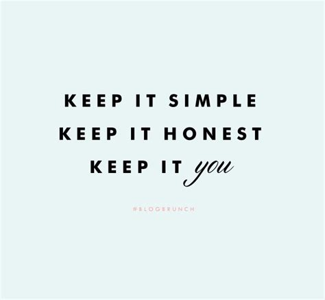 Simple Quotes Keep Simple Quotes Quotesgram