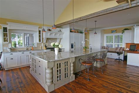 Big Kitchen Island Ideas
