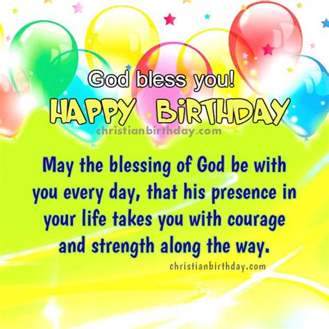 images for happy birthday god bless you happy birthday god bless you christian card christian