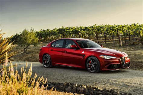 Giulia Alfa Romeo by Alfa Romeo Giulia Giulia Quadrifoglio Pricing Announced