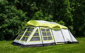 tahoe gear glacier 14 person 3 season family cabin cing