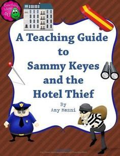 sammy keyes and the hotel thief book report 1000 images about reading resources gr 4 8 the lesson