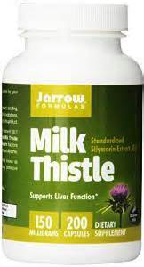 Milk Thistle Estrogen Detox by Weight Loss Resources Paleo For