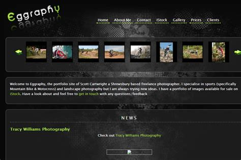 Best Web Designer Resume by 44 Exhilarating Dark Themed Website Designs Designm Ag