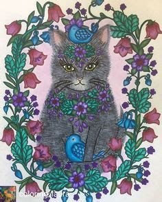 From Sommarnatt By Hanna Karlzon In Prismacolor Premier