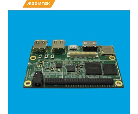 android board mediatek targets android developers with new helio x20 iot development board adm