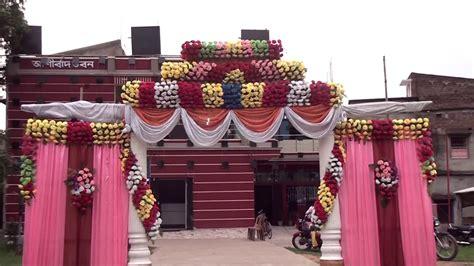 wedding decoration video download marriage wedding flowers stage decoration video s full hd