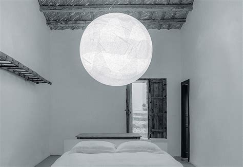 moon pendant light designed  davide groppi twentytwentyone