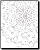 Mancala Coloring Pages