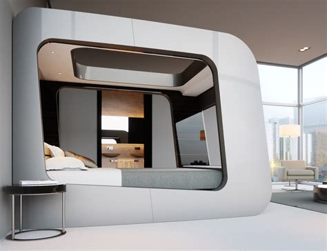 smart beds hican revolutionary smart bed 187 gadget flow