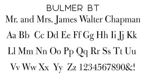 Wedding Bt Font by Block Fonts Wiregrass Weddings