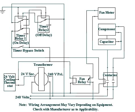 how to wire a 240 volt air compressor wiring diagram