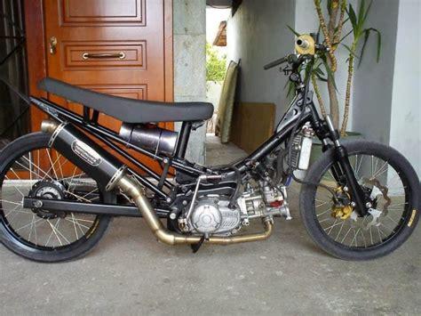 modifikasi motor yamaha 2016 gambar modifikasi motor jupiter mx drag