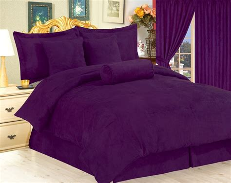 purple bedding sets derektime design covers purple bedding