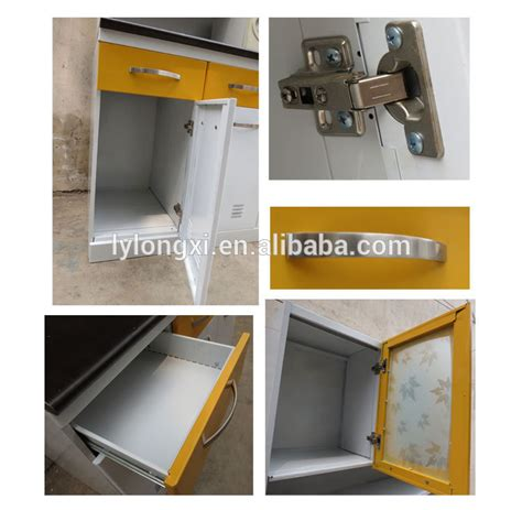 stainless steel kitchen cabinets manufacturers stainless steel modern design kitchen cabinet professional