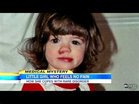 ashlyn blocker the girl who feels no pain nytimes the girl who can t feel pain youtube