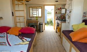 Tiny beach hut in Dorset on sale for more than four bed house in Lincolnshire Daily Mail Online