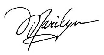 Signature What Women Can Learn From The Signatures Of Gwyneth And