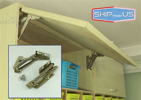 lift hinges for kitchen cabinets cabinet door lift up hardware cabinets matttroy