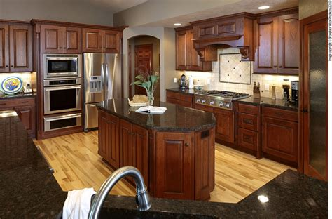 cherry kitchen cabinets cronen cabinet and flooring