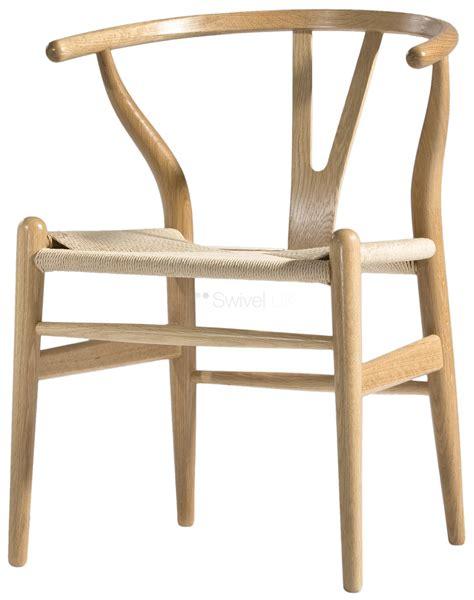 Hans J Wegner   CH24 Wishbone Y Chair Style   SWIVELUK.COM