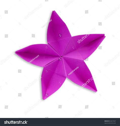 How To Make Paper Violets - how to make paper violets origami flower from violet