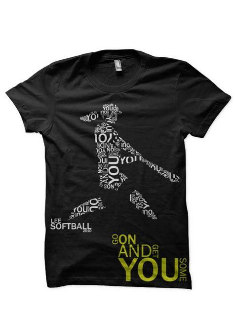 design a team shirt softball shirt