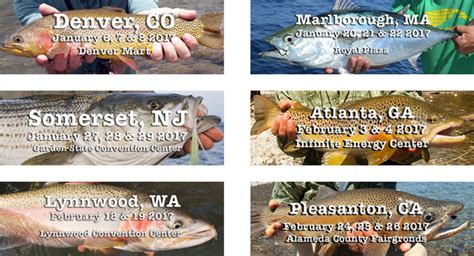 Whos News Lifestyle Magazine 13 by Industry News The Fly Fishing Show Is Facing Early Sell