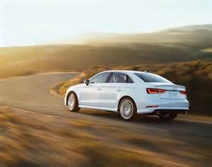 Audi All White The 2016 Audi A3 Performs In All The Right Spots